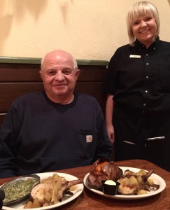 Don & Our Server