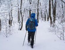 The 3 Best Places to Go Winter Hiking in the Smoky Mountains