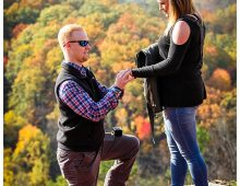 Where to Pop the Question