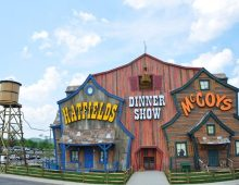 Dinner Shows in Pigeon Forge